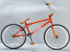 Kush 2+ Copper - complete Mafia BMX Bike